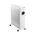 电暖器 13片速热油汀 整屋升温 蒸发加热 安全防烫 免安装脚轮取暖器HYY22AM