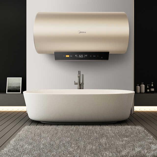 【高配版】电热水器 60L 3KW速热 银离子抑菌 WIFI智能 F6030-J6X