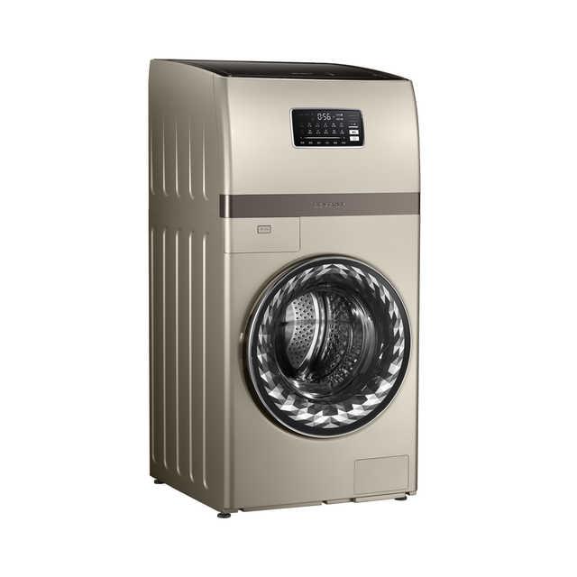 【精奢洗涤】比佛利15KG复式洗衣机 分区同步洗涤 水魔方护形护色 除菌洗 B1FGV150IEG6