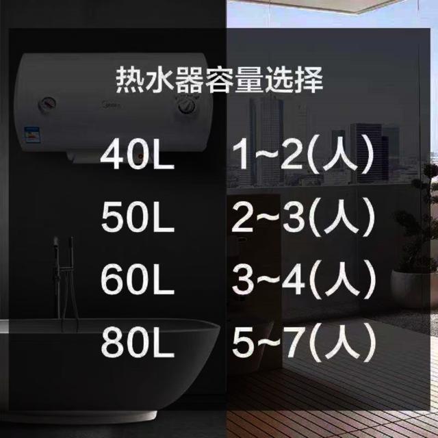 清仓 电热水器 机械款  F50-21WA1