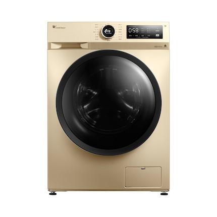 【送<B style='color:black;background-color:#ff66ff'>ag足彩</B>音箱】小天鹅10KG洗衣机 99.9%健康除菌 静音变频 TG100VT096WDG