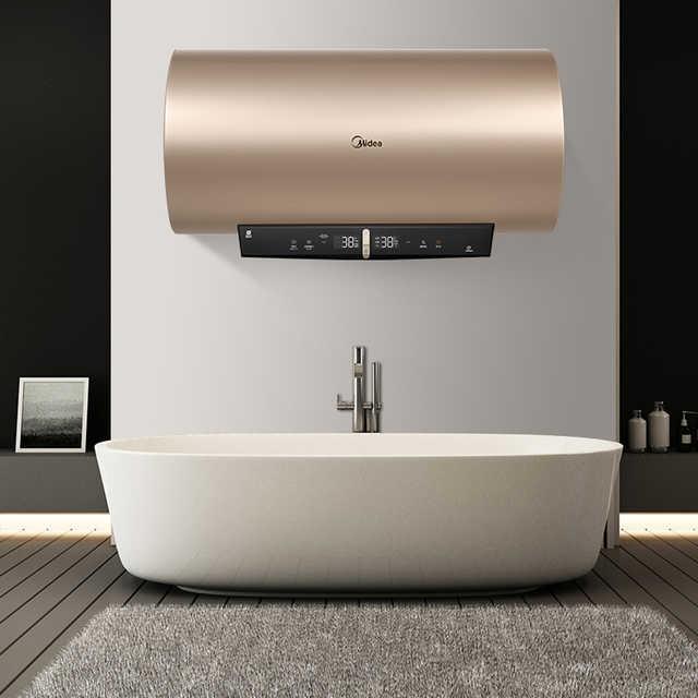 【智能杀菌】电热水器 60L 活水排污 涡旋速热 F6030-JQ5(HEY)