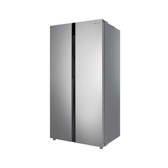 小天鹅520L对开门智能冰箱 一级能效 温湿精控 风冷无霜 BCD-520WKPZL