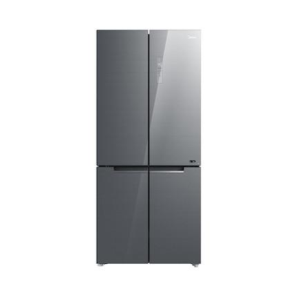 【新品推荐】511L十字对开只能冰箱 微晶生鲜 智能三变频 PST动态杀菌BCD-511WGPZMA