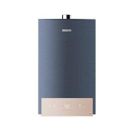 COLMO 燃气热水器 AI智动零冷水 精钢纯净活水 四季恒温浴 雾岩蓝机身 JSQ30-CE616