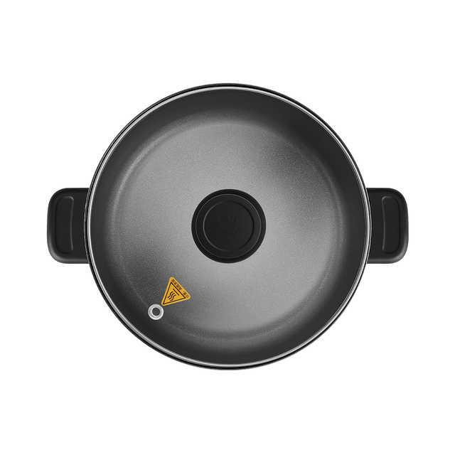 美的 布谷(BUGU) 4L多功能电火锅  防烫手柄 BG-H3