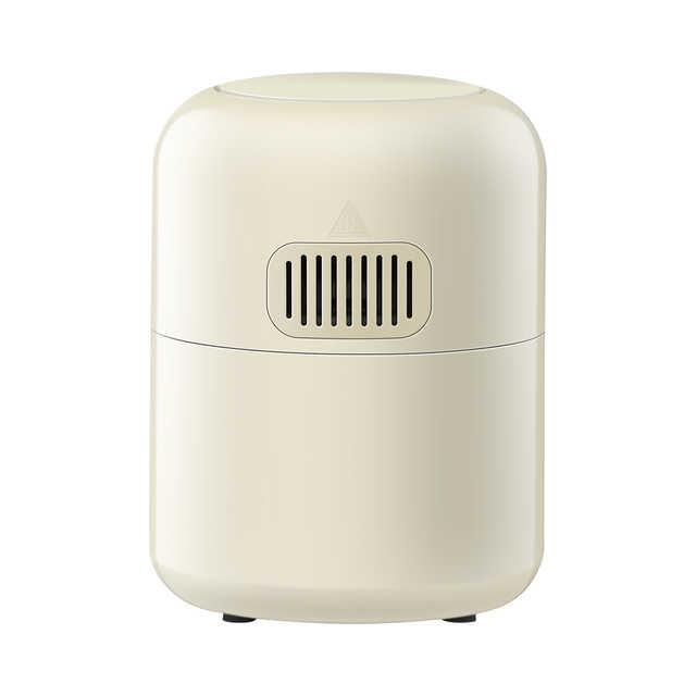 【精致复古】空气炸锅 1.8L大容量 家用多功能无油烟煎炸锅 旋钮薯条机 KZ18E101
