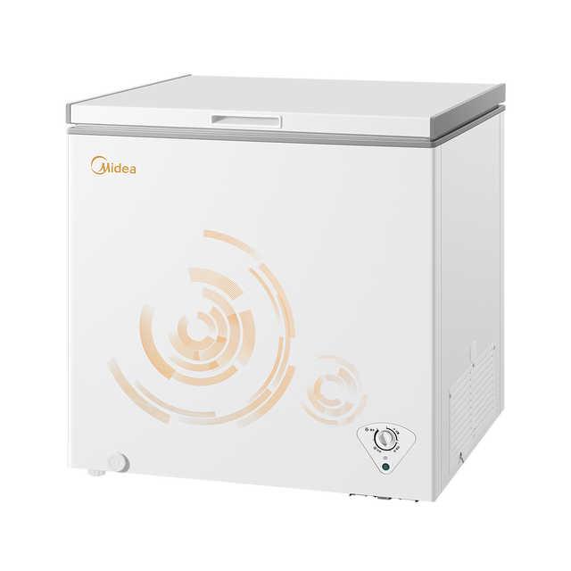 【新品推荐】冰柜家用迷你小型冷柜203升节能静音BD/BC-203KMA(E)