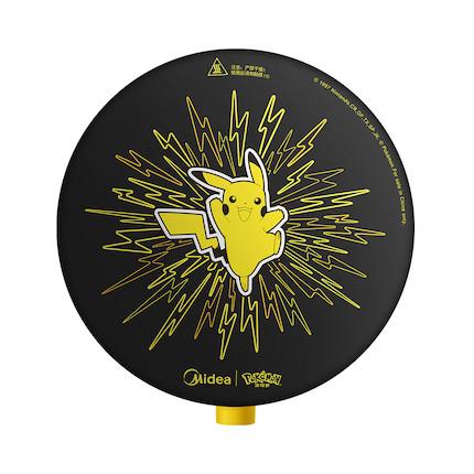 【萌潮新品】宝可梦皮卡丘 电磁炉 6档火力调节 旋控按钮 专利匀火大线盘  RX22H0105PK