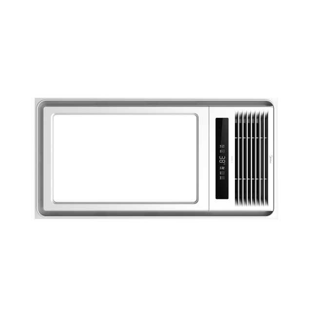 浴霸 8CM超薄箱体 适合层高低的刚需用户 M0124-J