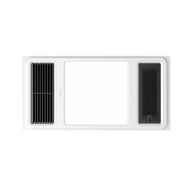 浴霸 防水电机防潮耐用 大直径风轮 快速暖房 深度换气 MJ1912-D22