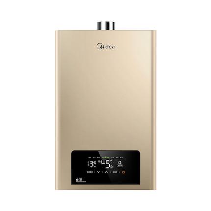 【热销款】智能家电 燃气热水器16L 水气双调变频恒温 智能变升随温感 ECO节能JSQ30-TC5