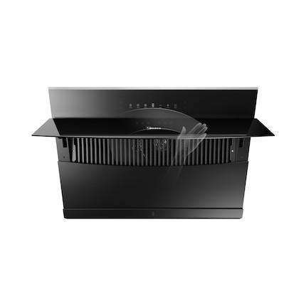 【挥手升级】吸油烟机 时尚酷黑 20m³大吸力 挥手开关 自清洗 小尺寸优选 CXW-280-J57