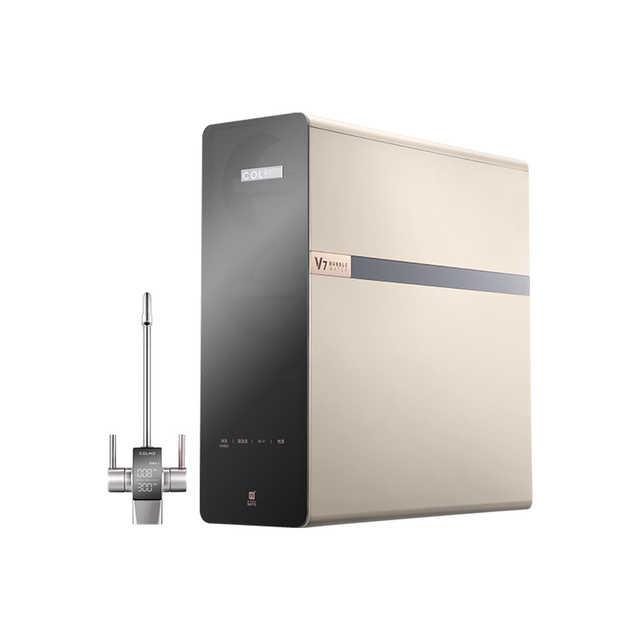 COLMO净水机 700G通量 V7 活性超微泡 智能家电 AI智能显示 CWRC700-B17
