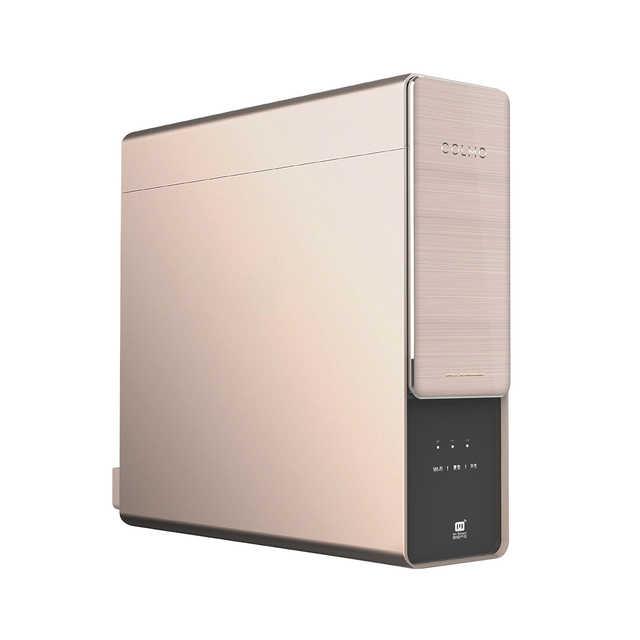 COLMO净水机 500G大通量 纯物理过滤 精致双芯 智能家电 出水直饮CWRC500-B15