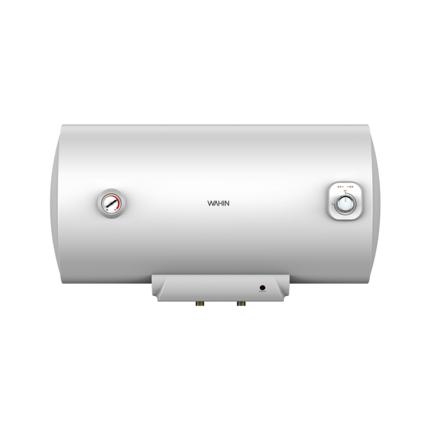 华凌电热水器 80L大容量 3-6人 2100W速热 安全防电墙 F8021-Y1