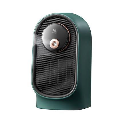 美的 布谷(BUGU)桌面加湿电暖器/暖风机/取暖器 3秒速热 加湿暖风 BG-NH31