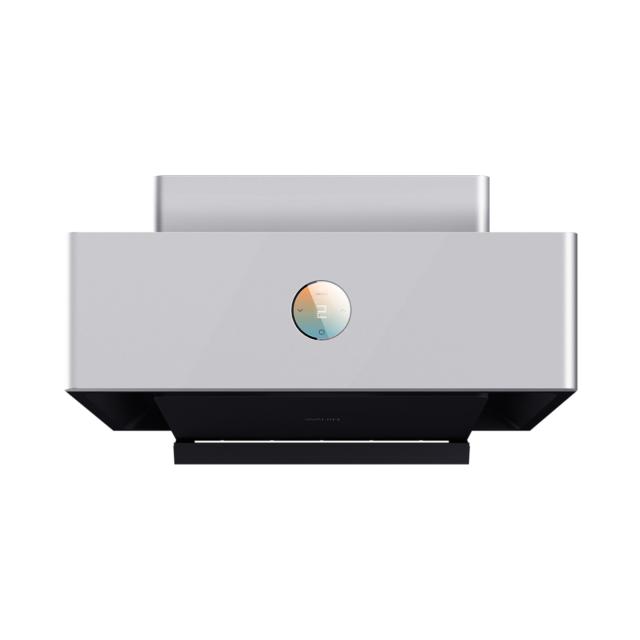 【颜值控】智能家电 华凌吸油烟机 18m³大吸力 立体环吸 小户型安装 CXW-180-F2
