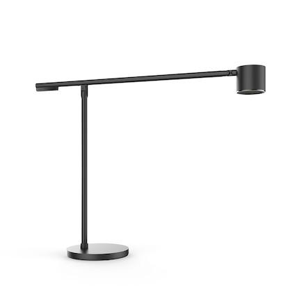 美的智雅台灯 极简设计 金属灯体 曜石黑 MTD8-M/K-02