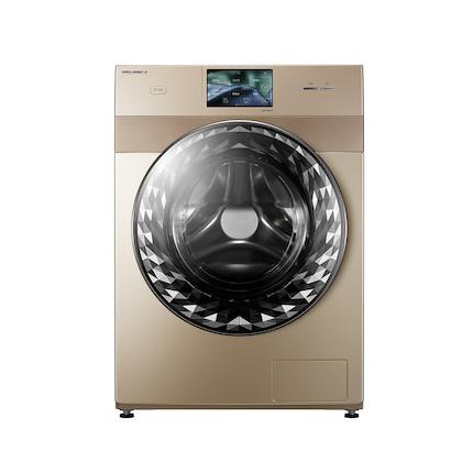 比佛利10KG洗衣机 安全除菌洗 纤柔空气洗 水魔方护色 B1DV100TG