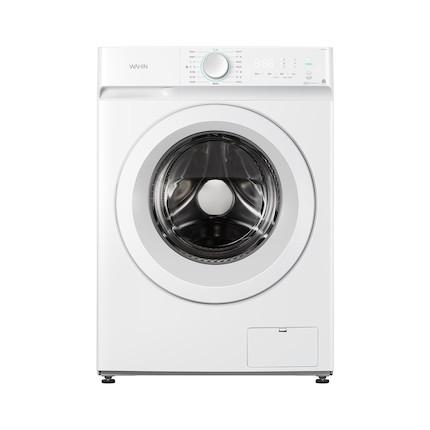 华凌10KG洗衣机 95℃消毒灭菌 自编程洗涤 BLDC静音变频 HG100X1