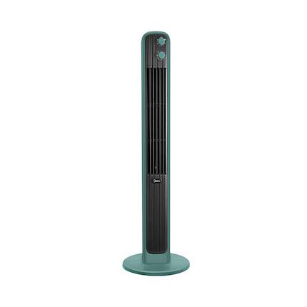 美的内旋塔扇 6米远距风 无叶安全 节能省电 内旋送风 ZAD09ML