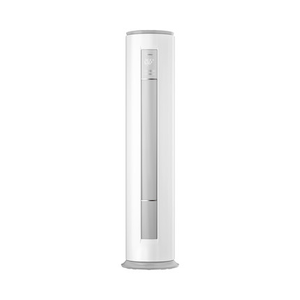美的2匹 智行II 新三级能效变频冷暖 客厅圆柱 空调立式柜机 KFR-51LW/N8MJA3
