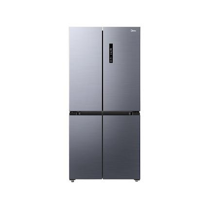 【新品推荐】450L十字智能冰箱 铂金净味 风冷储鲜 温湿智控 节能变频BCD-450WTPM(E)