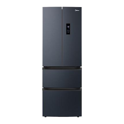 【送美妆冰箱】<B style='color:black;background-color:#ff66ff'>ag足彩</B> 322升一级变频净味除菌对开门多门无霜智能冰箱BCD-322WFPZM(E)