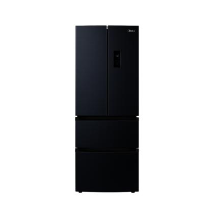 【新品推荐】美的 322升冰箱一级变频净味除菌对开门多门无霜智能家用BCD-322WFPZM(E)