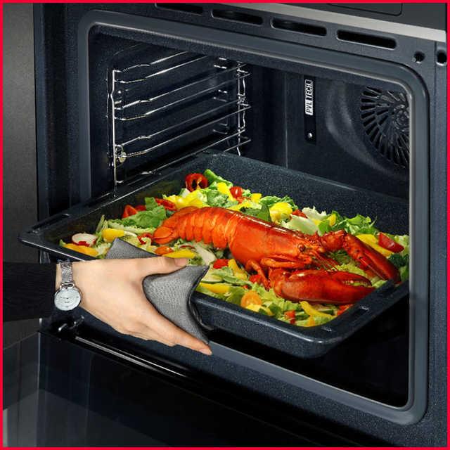 嵌入式蒸烤箱 搪瓷内胆 高端72L大容量 智能云食谱 PVL净味系统 BS7051W