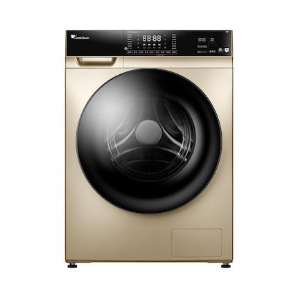 【健康消毒】小天鹅10KG洗衣机 纳米银离子除菌 高温消毒洗 节能静音 TG100V65WADG