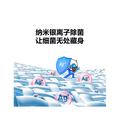 【一级能效】小天鹅10KG滚筒洗衣机 节能低噪 纳米银离子除菌 智能家电  TG100V65WADG
