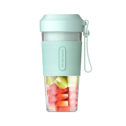 布谷(BUGU)  便携充电多功能榨汁果汁杯 BG-JS1 浅绿