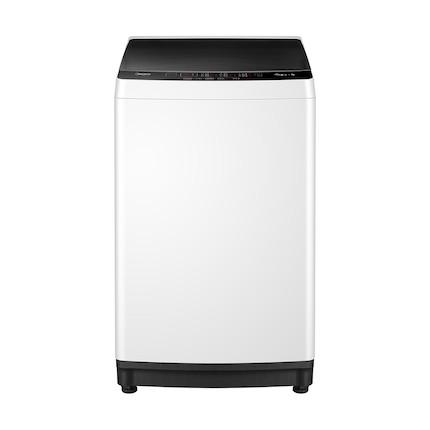 【租房首选】美的8KG波轮洗衣机 立体喷瀑水流 立方内桶 水电双宽MB80ECO1