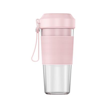 美的布谷(BUGU)便携充电多功能榨汁果汁杯 BG-JS1 粉