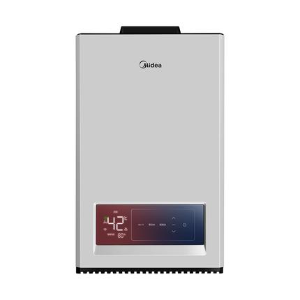 62到手1999【颜值新品】燃气热水器 16L 即热零冷水 抑菌洗 变频恒温 JSQ30-TD7