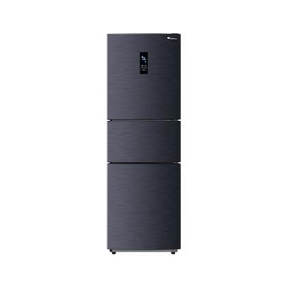 【母婴冰箱】小天鹅一级能效 变频风冷 宽幅变温 三开门智能家电冰箱 BCD-255WTPZL(E)