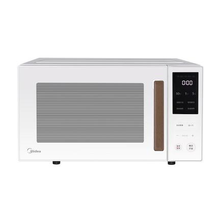 【易见】智能wifi 家用复古微波炉 两种烧烤模式 电子操作 PC2321W