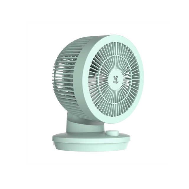 布谷(BUGU) 台式循环扇 6米送风 BG-FS3 薄荷绿
