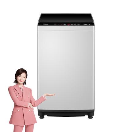 【15分钟快洗】小天鹅10KG波轮智能洗衣机 深层除螨  智能免清洗TB100V23H