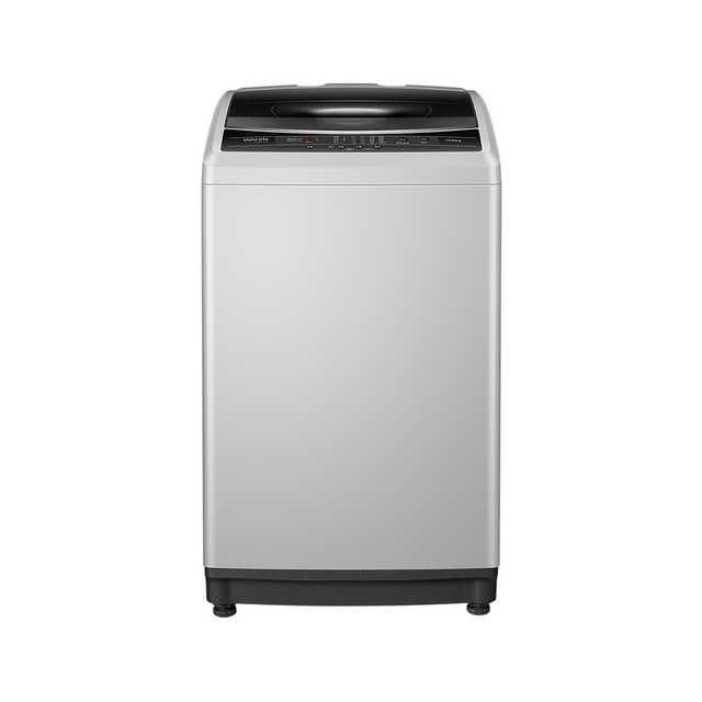 【美的出品】华凌10KG波轮洗衣机 专利免清洗 水电双宽HB100-C1H