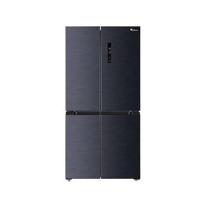 【母婴冰箱】小天鹅445L母婴锁鲜空间一级变频 铂金净味智控冰箱BCD-445WSPZL(E)