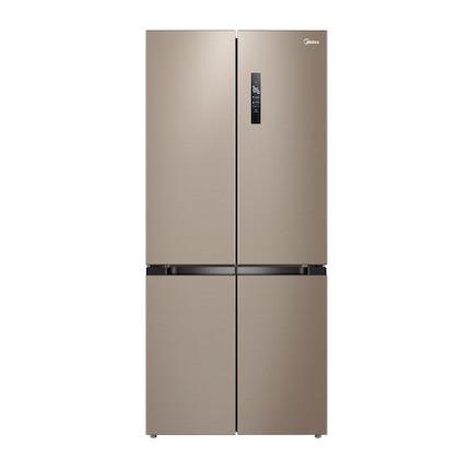 【送智能音箱】495L十字对开智能冰箱 一级能效 双变频 铂金净味BCD-495WSPZM(E)