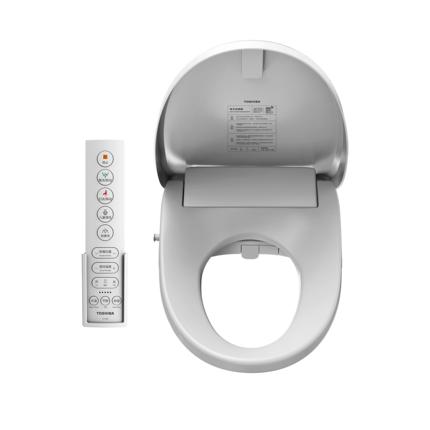东芝TOSHIBA智能马桶盖遥控便捷抗菌基础款T5 PLUS系列 T5-83D6