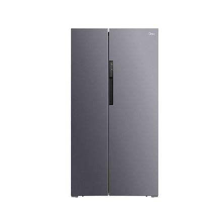 【送智能音箱】606L对开门智能冰箱 一级能效 双变频 铂金净味BCD-606WKPZM(E)