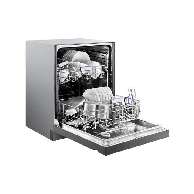【轻净系统】洗碗机 13+1套大容量 净洗多功能 紫外消毒 变频热烘 银离子净味 P40