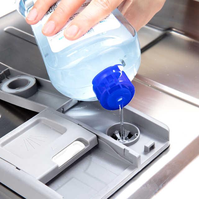 碗伴 洗碗机专用漂洗剂 500ml/瓶  深层漂洗 温和配方