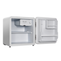 华凌冰箱 46升美妆小冰箱复古母婴专用卧室家用冷藏 BC-46HF白色