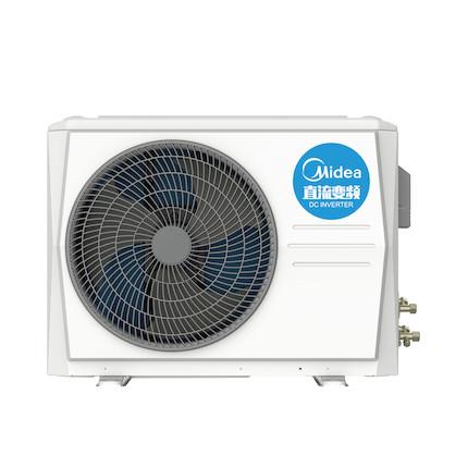 美的中央空调风管机 冷暖大1.5匹直流变频 WiFi智控 智能家电GRD35T2W/BP2N1-TR